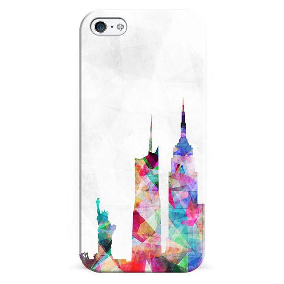 iPhone 5s Cases - New York
