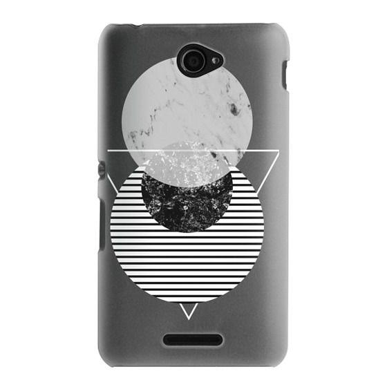 Sony E4 Cases - Minimalism 9