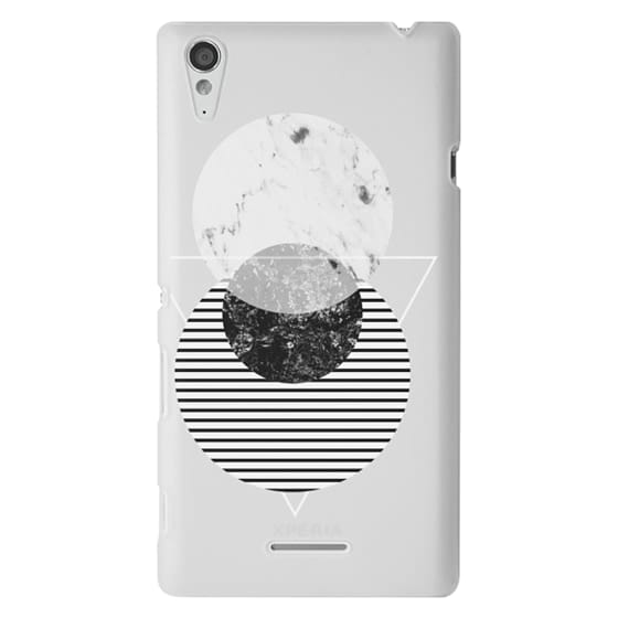 Sony T3 Cases - Minimalism 9