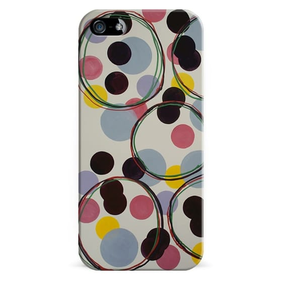 iPhone 5 Cases - Talking in Circles