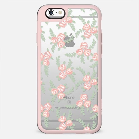 Pink Roses - New Standard Case