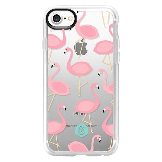 iPhone 7 Cases - FLAMINGOS