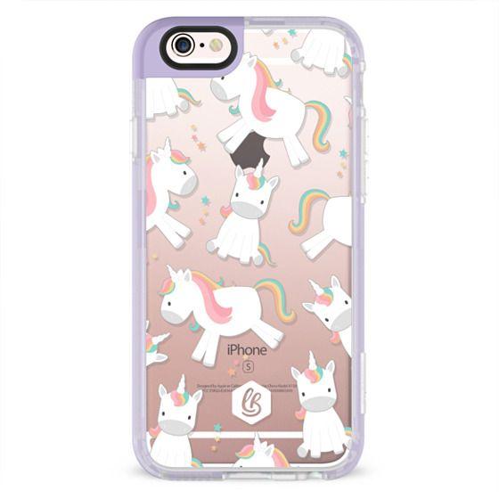 iPhone 4 Cases - UNICORNS