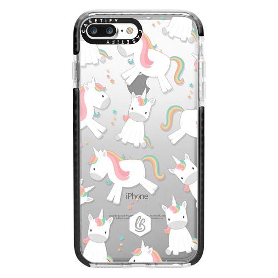 iPhone 7 Plus Cases - UNICORNS