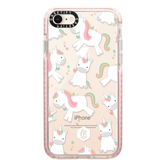 iPhone 8 Cases - UNICORNS