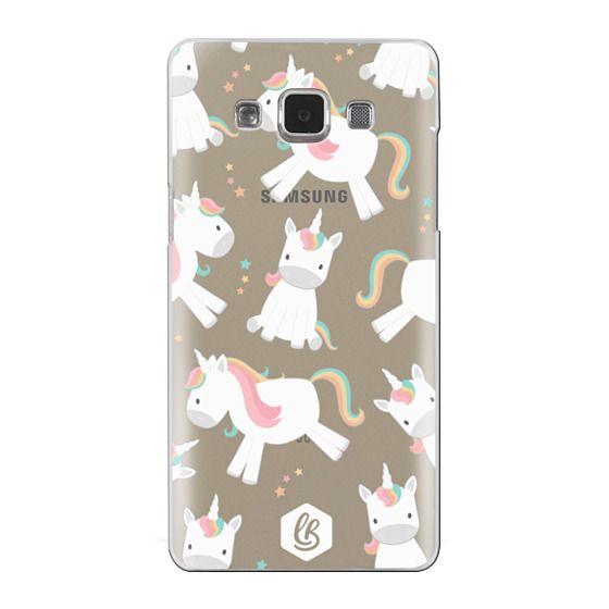 Samsung Galaxy A5 Cases - UNICORNS