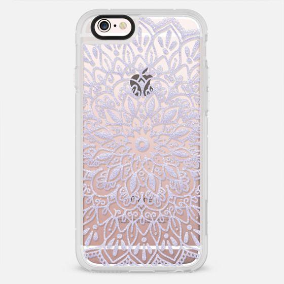 Glitter Lace Mandala - New Standard Case