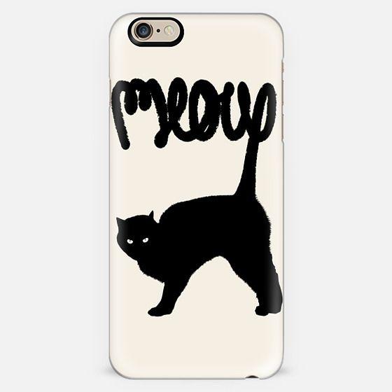 Meow - cat -