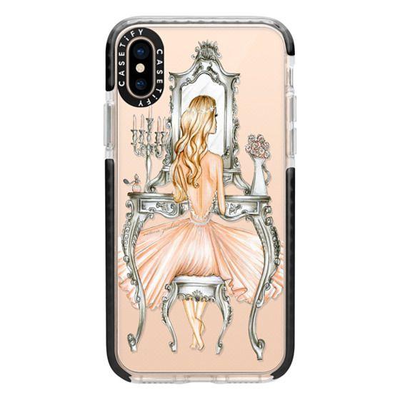iPhone XS Cases - Vanity Chair