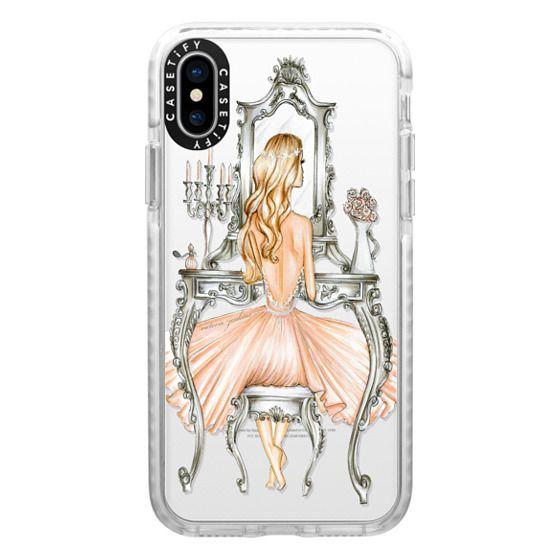 iPhone X Cases - Vanity Chair