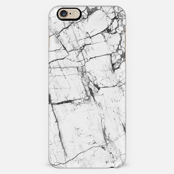 Gray Marble - Classic Snap Case