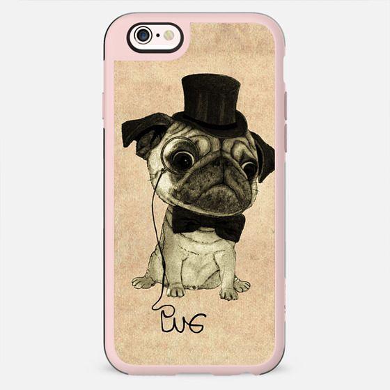 Pug; gentle pug