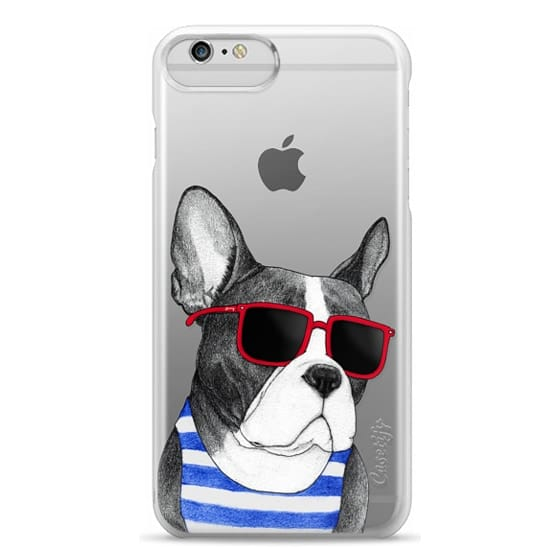 iPhone 6 Plus Cases - Frenchie Summer Style