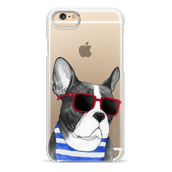 iPhone 6 Cases - Frenchie Summer Style