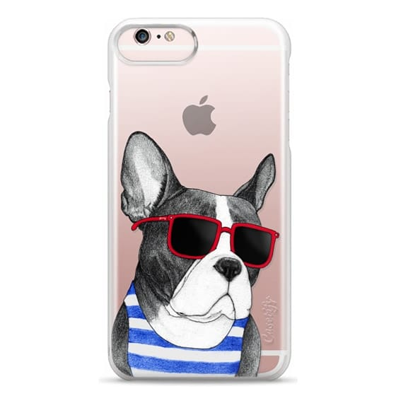 iPhone 6s Plus Cases - Frenchie Summer Style