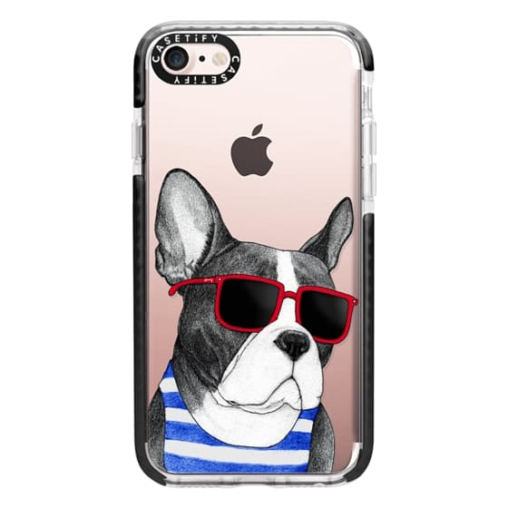 iPhone 7 Cases - Frenchie Summer Style