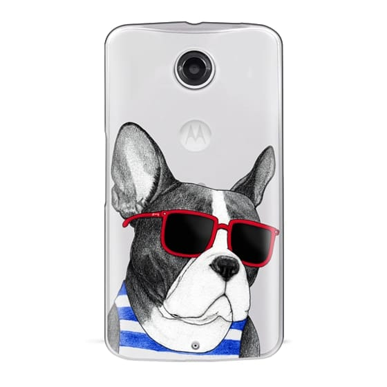 Nexus 6 Cases - Frenchie Summer Style