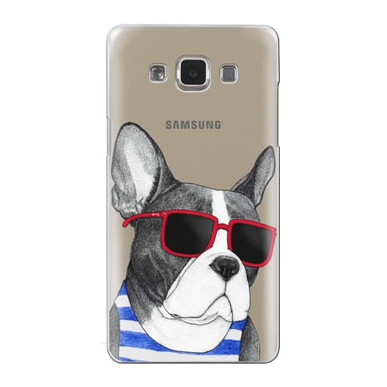 Samsung Galaxy A5 Cases - Frenchie Summer Style