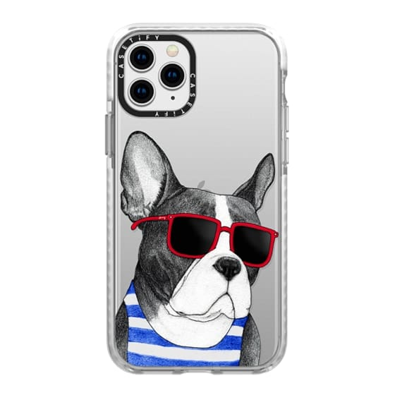 iPhone 11 Pro Cases - Frenchie Summer Style