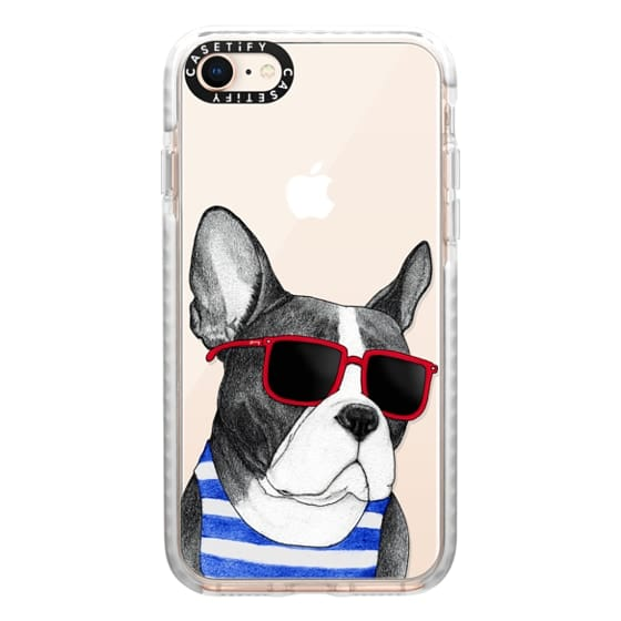iPhone 8 Cases - Frenchie Summer Style