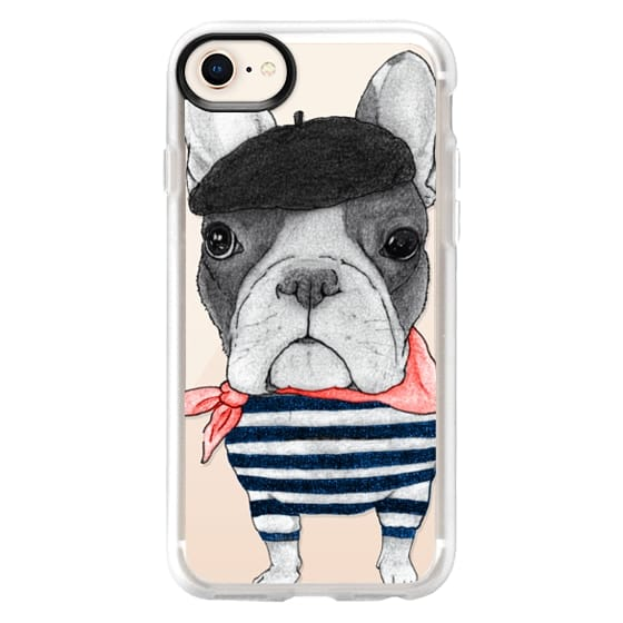 French Bulldog (transparent)
