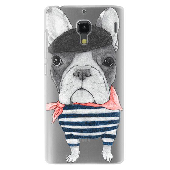 French Bulldog (transparent)