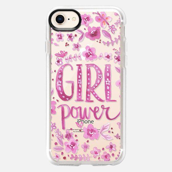 Girl Power - Snap Case