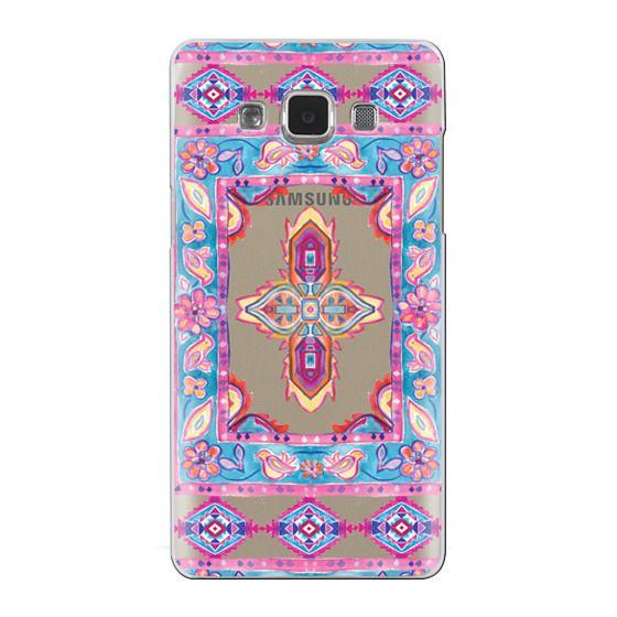 Samsung Galaxy A5 Cases - Boho Festival