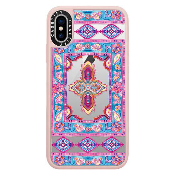 iPhone X Cases - Boho Festival