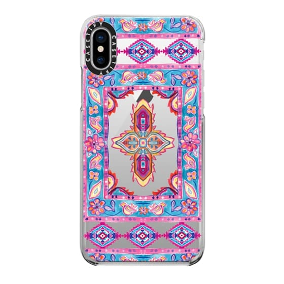 iPhone X Cases - Boho Festival