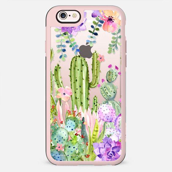 Desert Cactus - New Standard Case