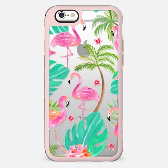 Flamingo Paradise - New Standard Case