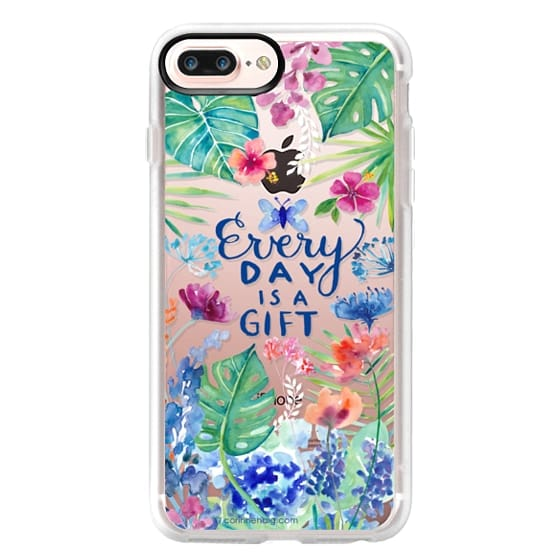 iPhone 7 Plus Cases - Every Day is a Gift