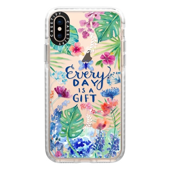 iPhone XS Cases - Every Day is a Gift