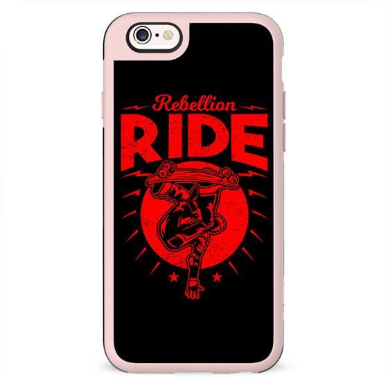 Rebellion ride