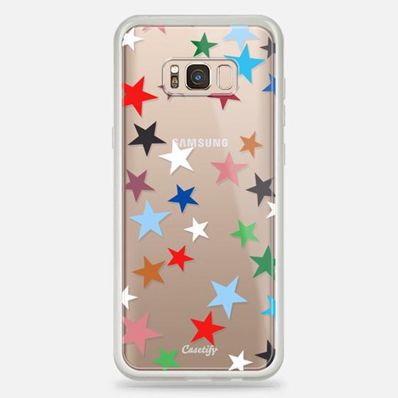 Galaxy S8+ Hülle - Stella Stars