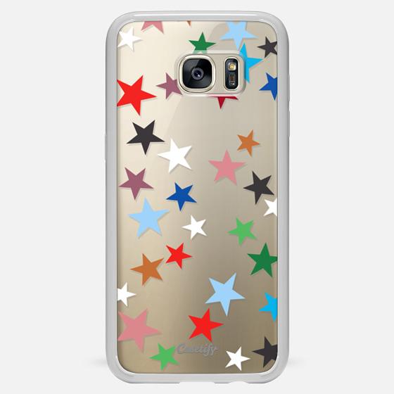 Galaxy S7 Edge Hülle - Stella Stars