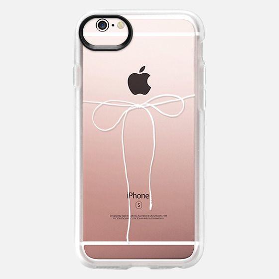 iPhone 6s Case - TAKE A BOW II - BLANC