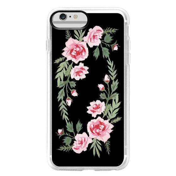 iPhone 6 Plus Cases - FIFI FLORA | NOIR