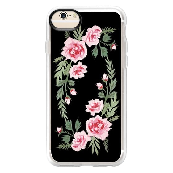 iPhone 6 Cases - FIFI FLORA | NOIR