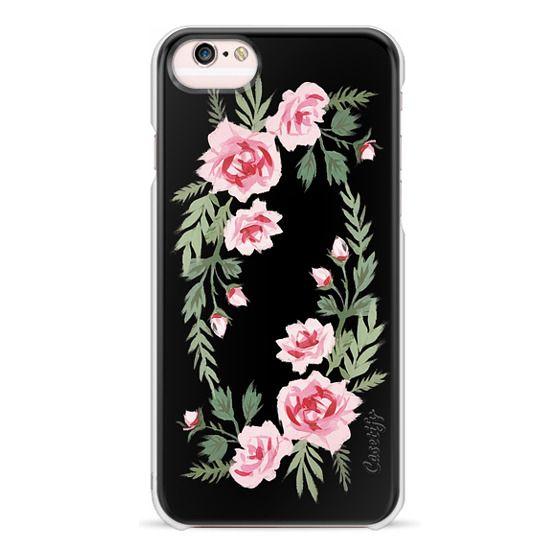 iPhone 6s Cases - FIFI FLORA | NOIR