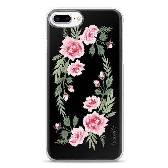 iPhone 7 Plus Cases - FIFI FLORA | NOIR