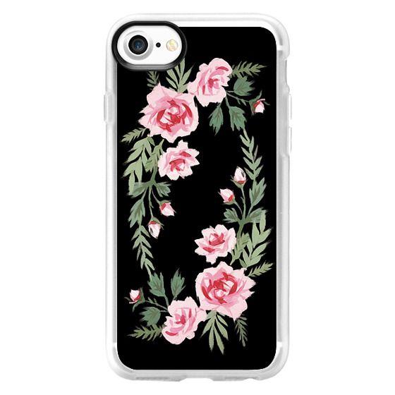 iPhone 7 Cases - FIFI FLORA | NOIR