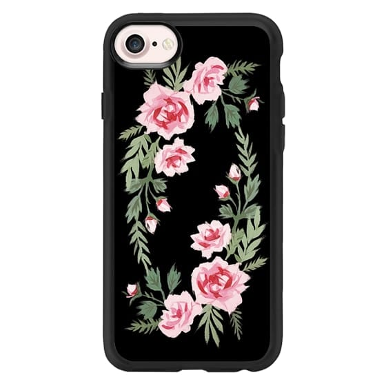 iPhone 4 Cases - FIFI FLORA | NOIR