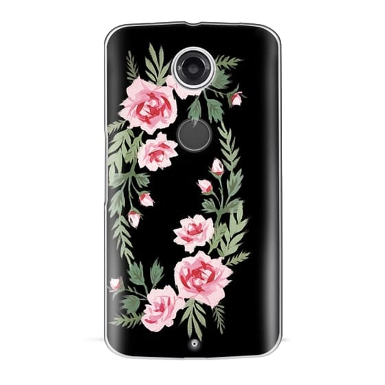 Nexus 6 Cases - FIFI FLORA | NOIR