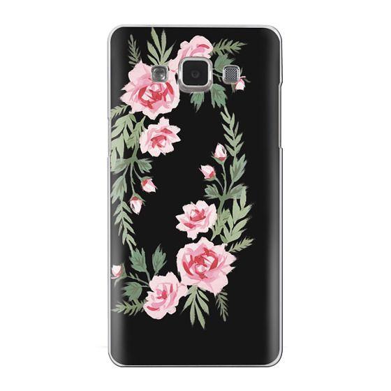 Samsung Galaxy A5 Cases - FIFI FLORA | NOIR