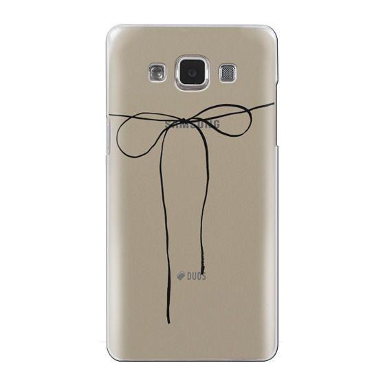 Samsung Galaxy A5 Cases - TAKE A BOW II