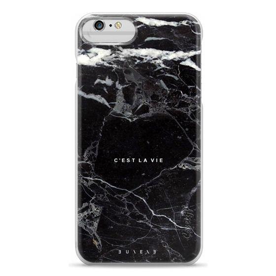 iPhone 6 Plus Cases - C'EST LA VIE / B