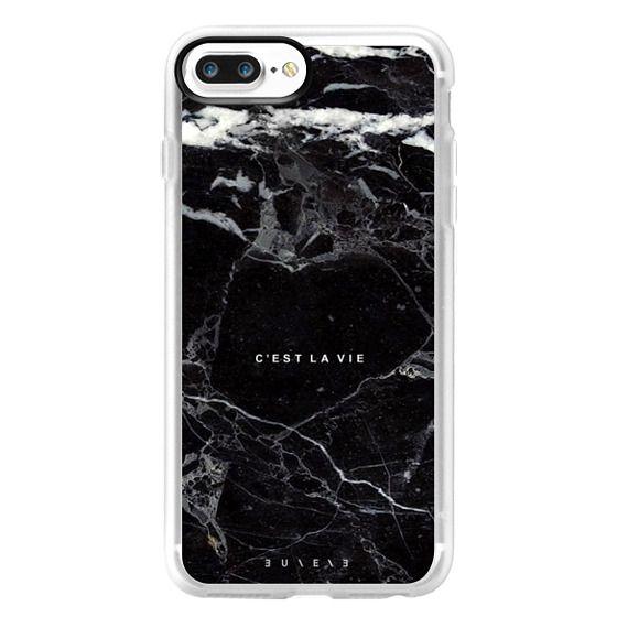 iPhone 7 Plus Cases - C'EST LA VIE / B