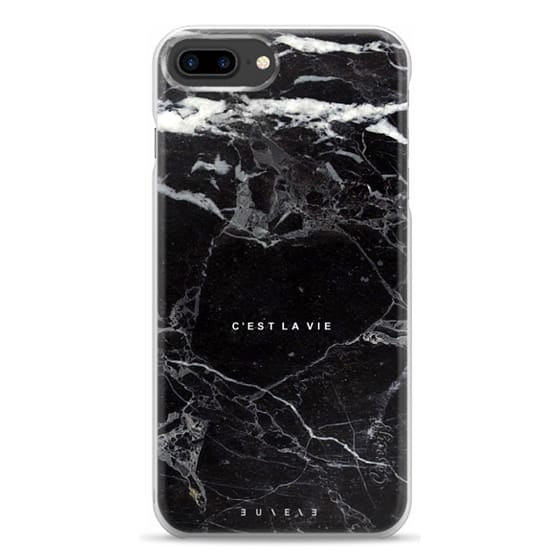 iPhone 7 Plus Cases - C'EST LA VIE / B